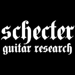 250px-Schecter_guitar_logoX